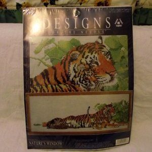 DESIGN for the NEEDLE Tigers, #5416